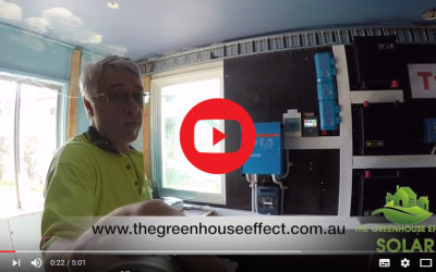 Solar Review – Off Grid System – Fronius / Victron / SimpliPhi